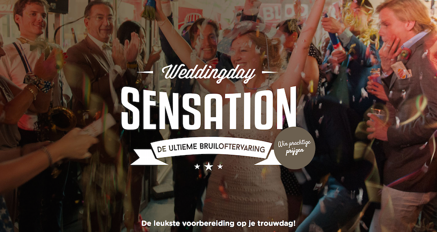 Weddingday Sensation