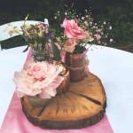 Cocktails op de bruiloft van Alex en Eveline