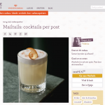 Mailtails op Mille Doni