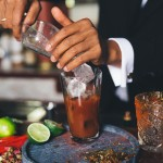 Halloween Cocktail Bloody Mary